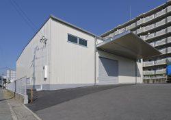 ニチアス箱崎 第2倉庫